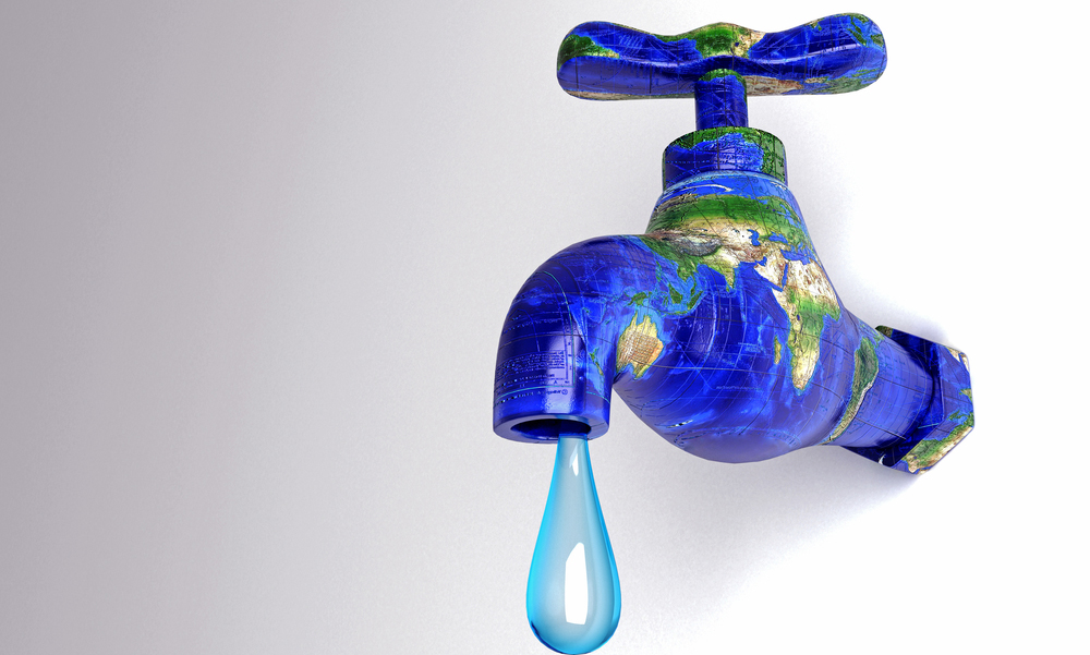 saving water by going solar