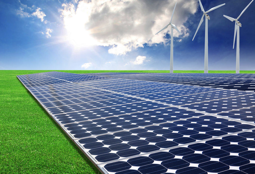 history of solar panels
